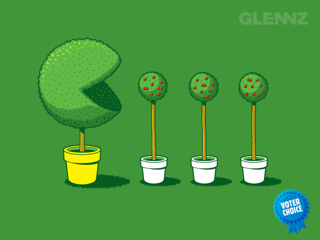Topiary - Glennz Tees