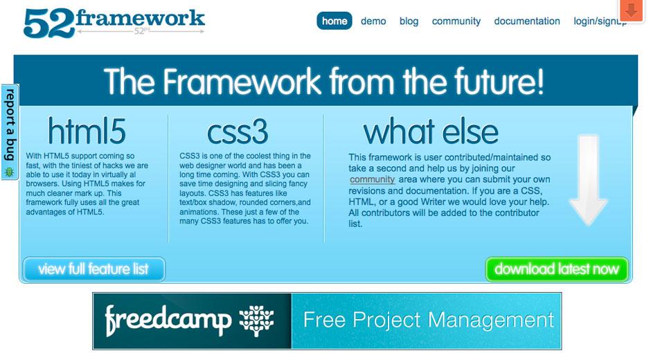 52 Framework