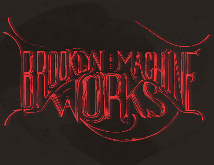 Brooklyn Machine Works - Sara Blake
