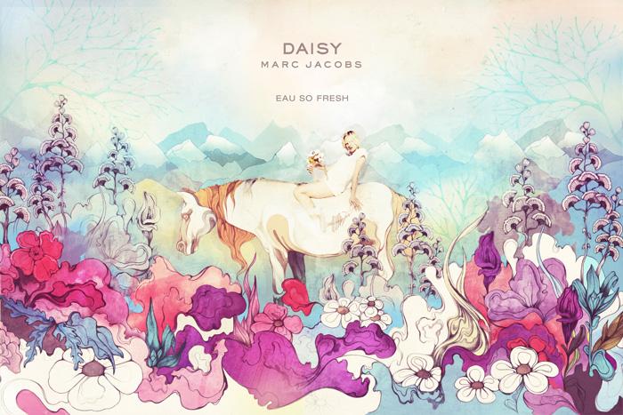 Marc Jacobs Daisy - Sara Blake