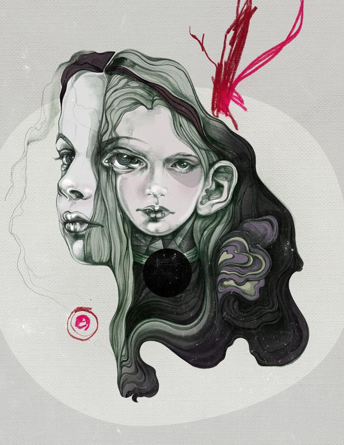Mirror - Sara Blake