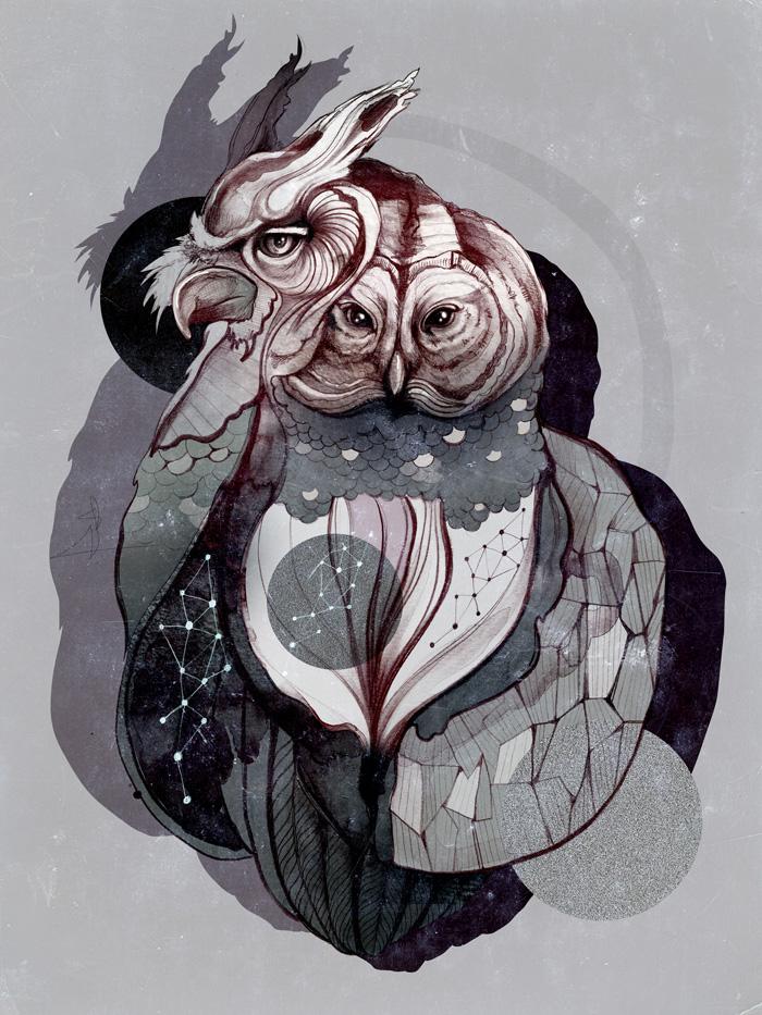 Solstice Mirror - Sara Blake