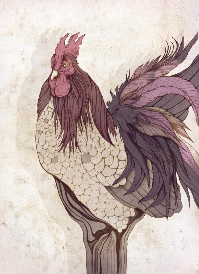 Rooster Series - Sara Blake