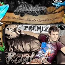 Premix Website