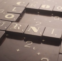 Typography: Scrabble