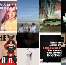 My Top 10 Albums of 2010